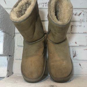 UGG Sheepskin Chestnut Boot